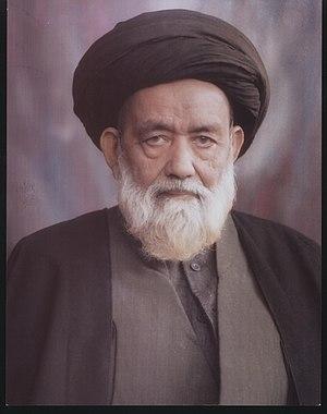 Ali Naqi Naqvi - Image: Naqqan sb