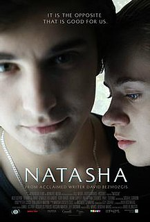 <i>Natasha</i> (2015 film) 2015 film by David Bezmozgis