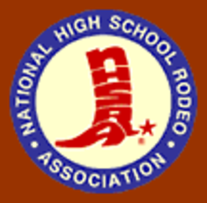 National High School Rodeo Association - NHSRA logo
