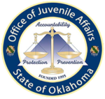 OK Office of Juvenile Affairs logo.png