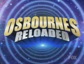 Osbournes Reloaded - Image: Osbournes reloaded
