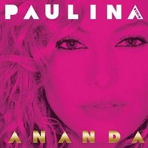 Ananda (album) - Image: PAULINA RUBIO Ananda