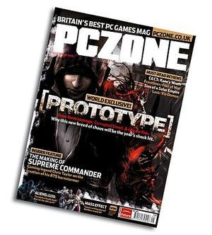 PC Zone - Image: PCZ193.cover