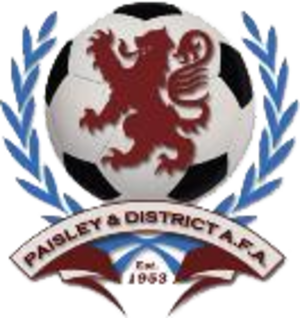 Paisley & District Amateur Football Association - Image: PDAFA