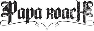 Papa Roach - The previous Papa Roach logo, used from 2006 to 2012.