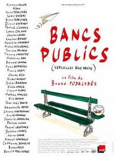 <i>Park Benches</i> 2009 film by Bruno Podalydès