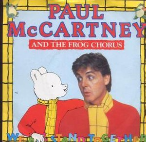 We All Stand Together - Image: Paul Mc Cartney We All Stand Together