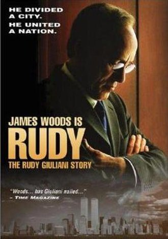 Rudy: The Rudy Giuliani Story - Image: Poster of the movie Rudy The Rudy Giuliani Story