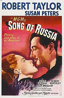 <i>Song of Russia</i> 1944 film