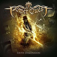 Power Quest - Sixth Dimension album cover.jpg