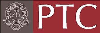 Presbyterian Theological College - Image: Presbyterian Theological College new logo