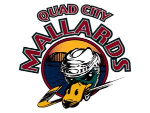 Quad City Mallards (1995–2007) - Image: Quad City Mallards