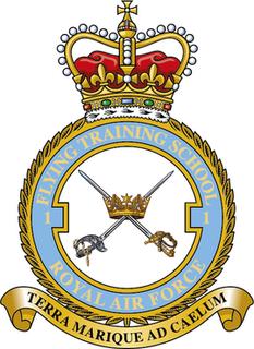 No. 1 Flying Training School RAF Military pilot training school