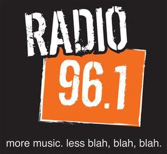 WBBB - Image: Radio 96.1 Logo
