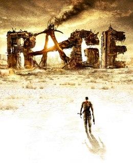 <i>Rage</i> (video game) 2011 video game