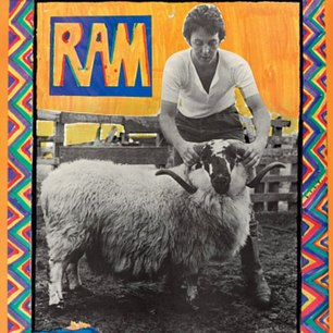 <i>Ram</i> (album) 1971 studio album by Paul and Linda McCartney