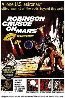 Robinson Crusoe On Mars Wikipedia