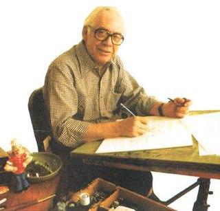 Bud Sagendorf American cartoonist