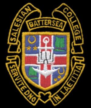 Salesian College, Battersea - Image: Salesian College Badge