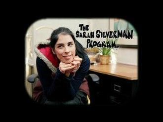 The Sarah Silverman Program - Image: Sarah Silver Program