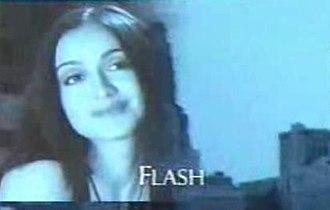 """Sarah Roberts - Shanelle Workman as Sarah """"Flash"""" Roberts"""