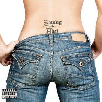 Saving Abel (album) - Image: Saving Abel 2008album Cover
