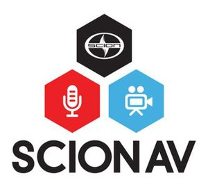 Scion Audio/Visual - Scion A/V Logo