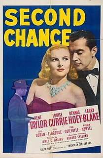 <i>Second Chance</i> (1947 film) 1947 film by James Tinling