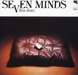 Seven Minds - Image: Seven Minds album cover