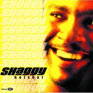 Hot Shot (album) - Image: Shaggy hotshot