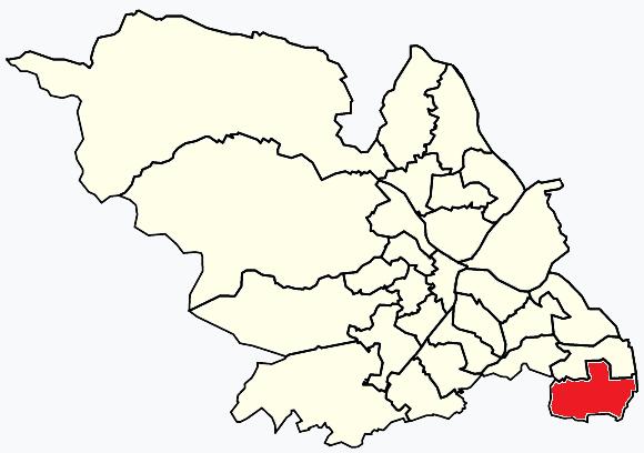 Sheffield-wards-Mosborough