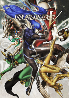 <i>Shin Megami Tensei V</i> 2021 role-playing video game