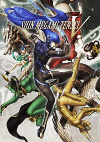 <i>Shin Megami Tensei V</i> Role-playing video game