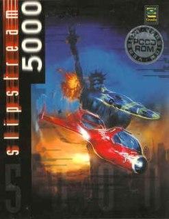 <i>Slipstream 5000</i> 1995 video game