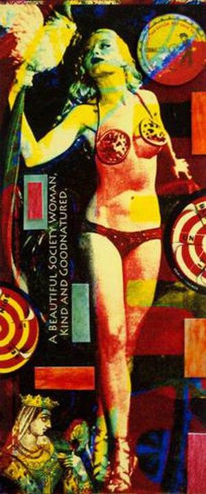Nicola Filippo - Society woman by Nicola Filippo