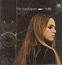 Softly (The Sandpipers album) cover.jpg