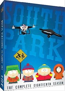 South Park (season 18) - Wikipedia