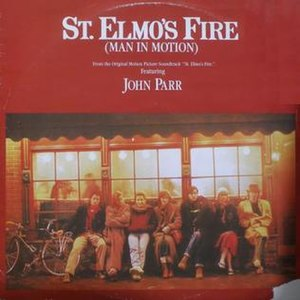 St. Elmo's Fire (Man in Motion) - Image: St Elmos Fire