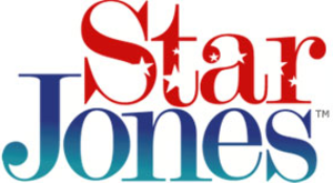 Star Jones (TV series) - Image: Star Jones logo