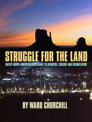 Struggle for the Land - Struggle for the Land, cover to the 2002 edition