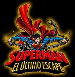 Superman El 218 Ltimo Escape Wikipedia
