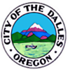Official seal of The Dalles, Oregon