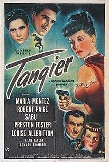 <i>Tangier</i> (1946 film)