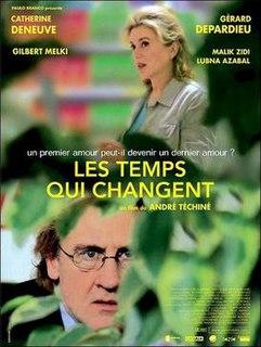 2004 film by André Téchiné