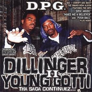 Dillinger & Young Gotti II: Tha Saga Continuez... - Image: Tha Dogg Pound Dillinger & Young Gotti II Tha Saga Continuez.