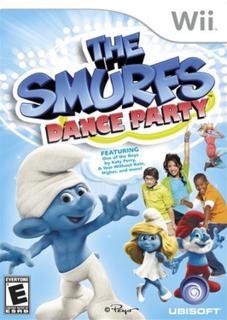 <i>The Smurfs Dance Party</i>