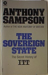The sovereign state the secret history of itt