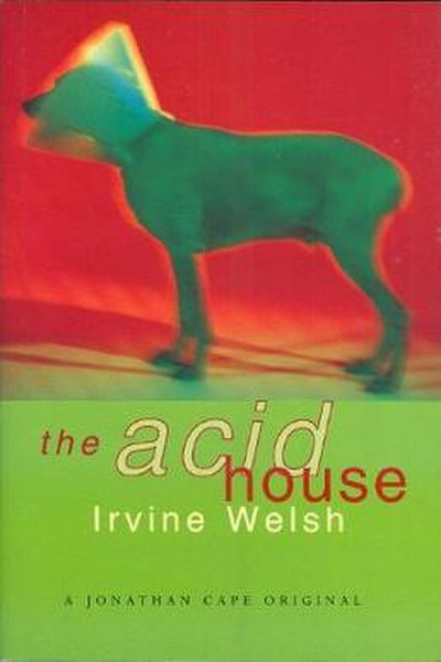 Picture of a book: The Acid House