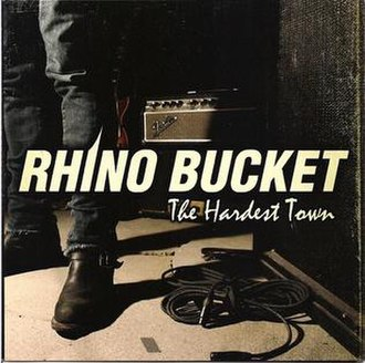 The Hardest Town - Image: The Hardest Town Cover 600