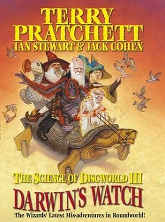 The Science of Discworld III: Darwin's Watch - Image: The Science Of Discworld 3